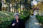 La Castelul Goga Ciucea _ http://www.irinapetras.ro/Poze/carti/Irina_Petras_la_Castelul_Goga_foto_laura_poanta.jpg