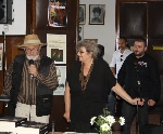 Lansarea Promenadei scriitorilor 2012 _ http://www.irinapetras.ro/Poze/carti/Lansarea_Promenadei_scriitorilor,_cu_Ion_Muresan_si_Vasile_G._Dancu.jpg
