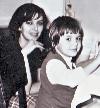 Irina Petraş şi Laura Poantă 1975 _ http://www.irinapetras.ro/Poze/carti/irina_laura__rev_1975.jpg