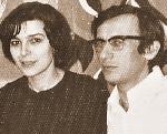 Irina Petraş şi Petru Poantă 1975 _ http://www.irinapetras.ro/Poze/carti/irina_si_petre_1975.jpg